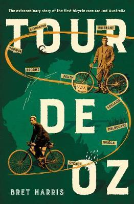 Tour de Oz Cover Image