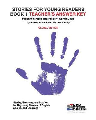 Stories for Young Readers, Book 1, Teacher's Answer Key: Global Edition