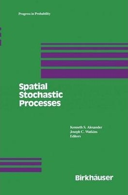 Spatial Stochastic Processes