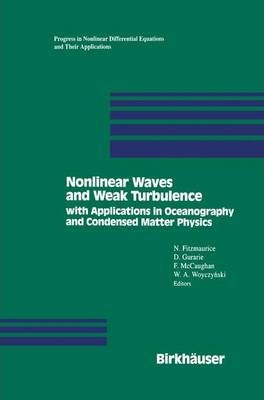 Nonlinear Waves and Weak Turbulence