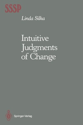 Intuitive Judgments of Change