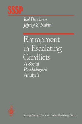 Entrapment in Escalating Conflicts
