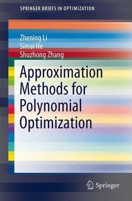 Approximation Methods for Polynomial Optimization