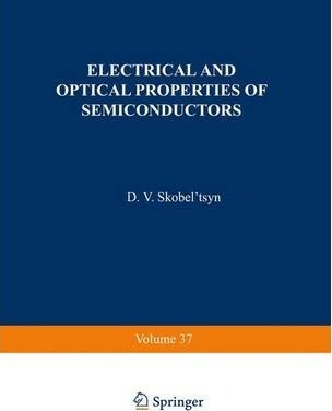 Electrical and Optical Properties of Semiconductors