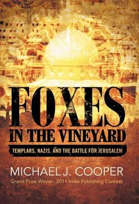Foxes in the Vineyard Cover Image