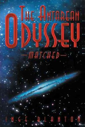 The Antarean Odyssey Cover Image