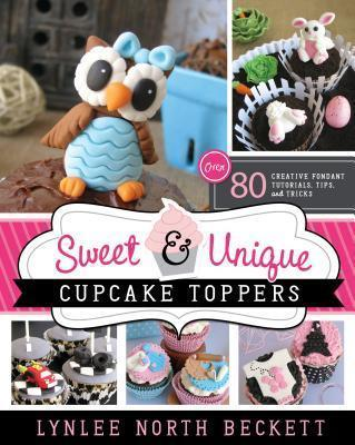 Sweet & Unique Cupcake Toppers