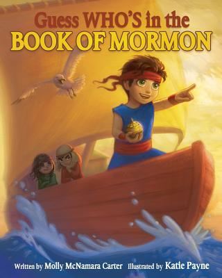 Guess Who's in the Book of Mormon?