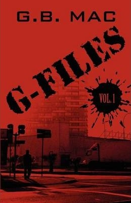 G-Files Vol. 1 Cover Image