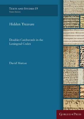 Hidden Treasure  Doublet Catchwords in the Leningrad Codex
