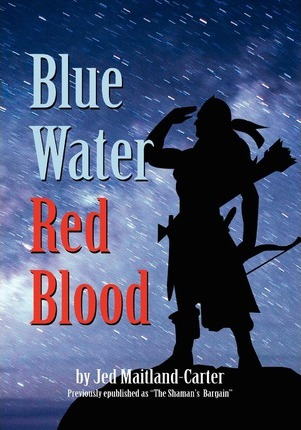 Blue Water Red Blood Cover Image