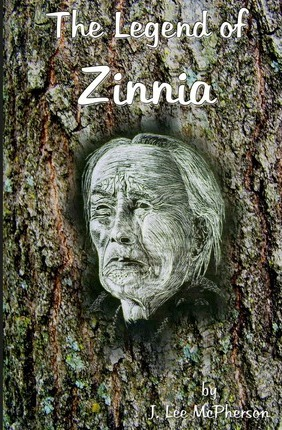 The Legend of Zinnia Cover Image