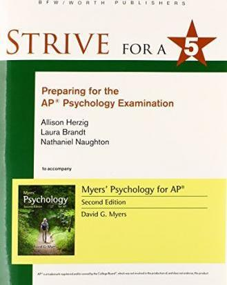 Myers Psychology For Ap Pdf 2nd Edition