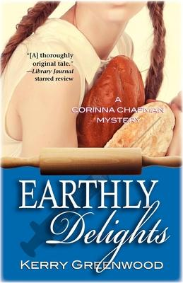 Earthly Delights Cover Image
