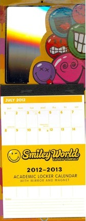 Smiley World 2013 Calendar