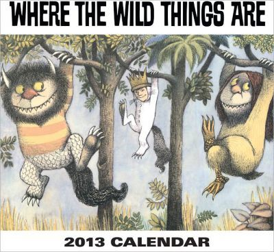 Where the Wild Things Are 2013 Calendar