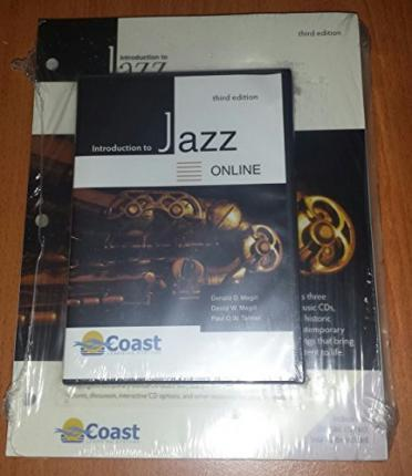 Intro to Jazz Online + 3 Compact Disc Set