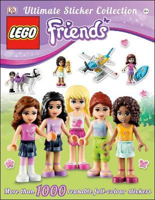 Ultimate Sticker Collection: Lego(r) Friends