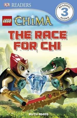 Lego Legends of Chima: The Race for Chi