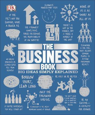 The Business Book Dk 9781465415851