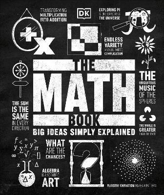The Math Book  Big Ideas Simply Explained