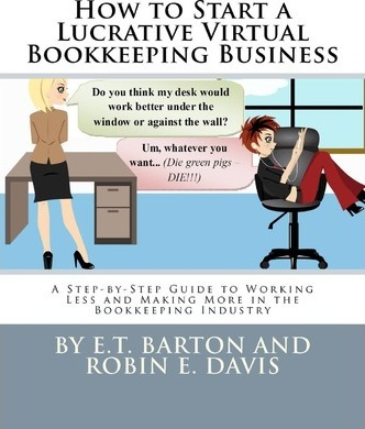 How to Start a Lucrative Virtual Bookkeeping Business