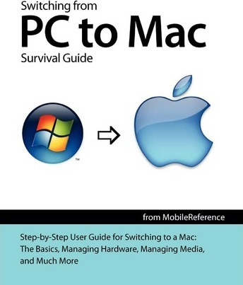 switching from pc to mac survival guide toly k 9781466210943 rh bookdepository com Mac Desktop PC Mac Desktop Computer