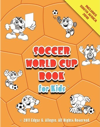 Soccer World Cup Book for Kids