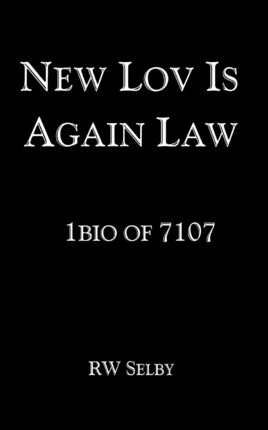 New Lov Is Again Law Cover Image
