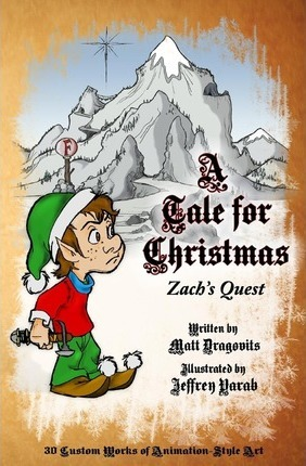 A Tale for Christmas Cover Image