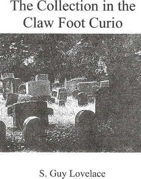 The Collection in the Claw Foot Curio Cover Image