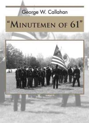 Minutemen of 61 Cover Image