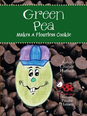 Green Pea Makes a Flourless Cookie