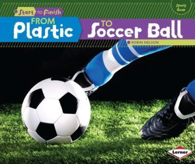 From Plastic To Soccer Ball