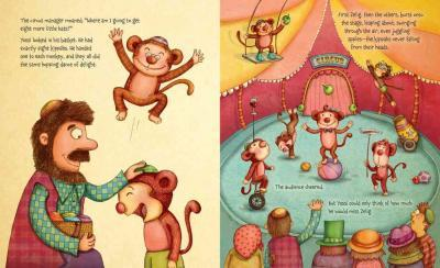 Yossi and the Monkeys