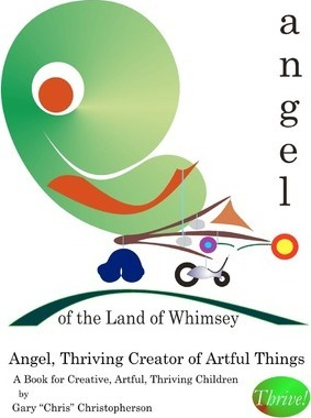 Angel, Thriving Creator of Artful Things Cover Image
