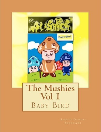 The Mushies Baby Bird Cover Image