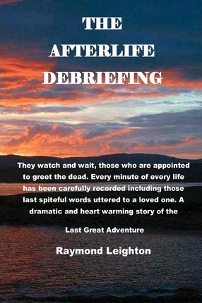 The Afterlife Debriefing Cover Image