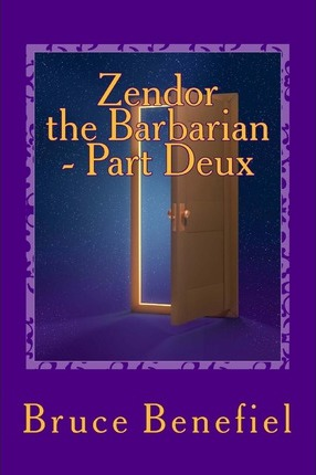 Zendor the Barbarian - Part Deux Cover Image
