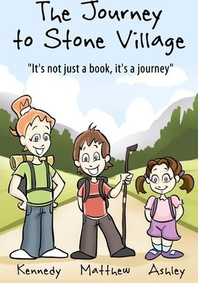 The Journey to Stone Village Cover Image