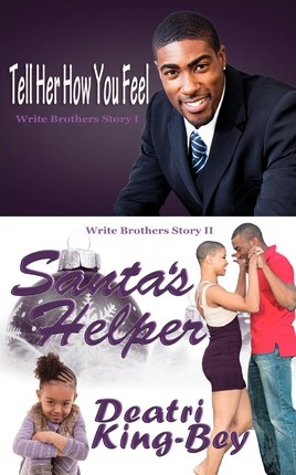 Tell Her How You Feel Santa's Helper Cover Image