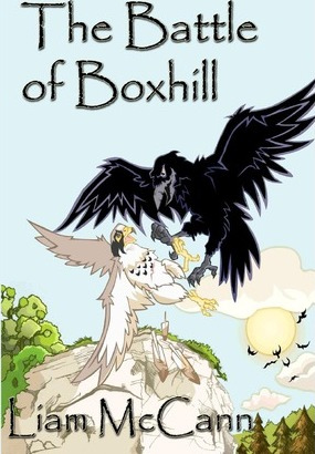 The Battle of Boxhill Cover Image