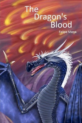 The Dragon's Blood Cover Image