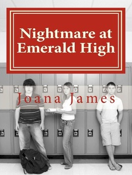 Nightmare at Emerald High Cover Image