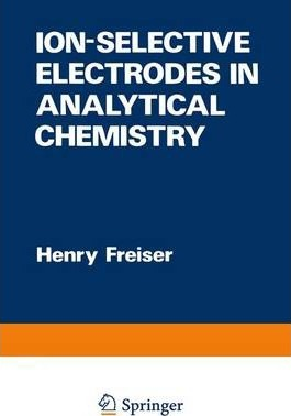 Ionselective Electrodes in Analytical Chemistry