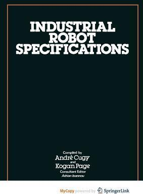 Industrial Robot Specifications