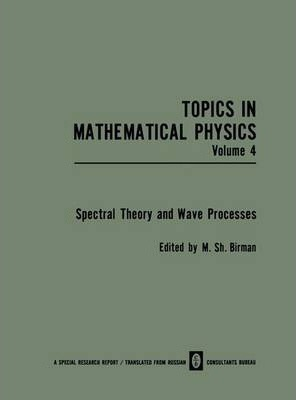 Spectral Theory and Wave Processes.