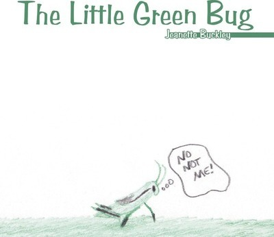 The Little Green Bug Cover Image