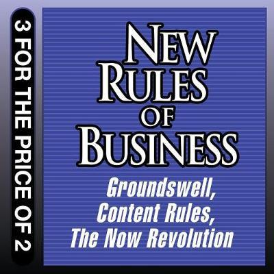 New Rules For Business Jay Baer 9781469066257