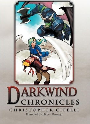 Darkwind Chronicles Cover Image